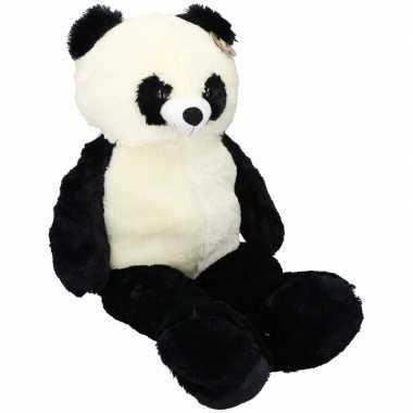 37f94210a3f46f Grote pluche panda beren knuffel 100cm | Pandabeer-knuffel.nl