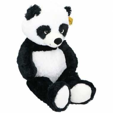 Grote pluche panda/pandabeer knuffel100 cm speelgoed