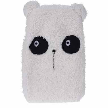 Panda/pandabeer kruik 1 liter voor kinderen 26 cm