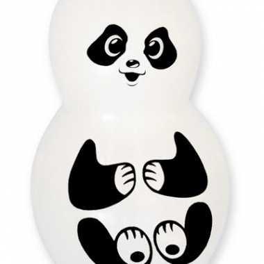 Pandabeer ballonnen 40 cm