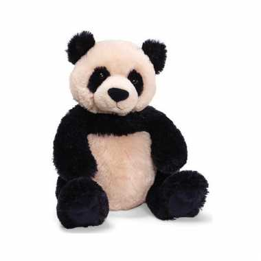 Pluche panda knuffel zi bo 30 cm