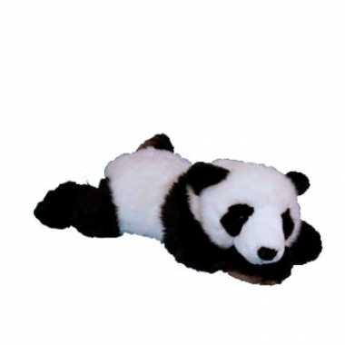 Pluche panda knuffeldier 71 cm