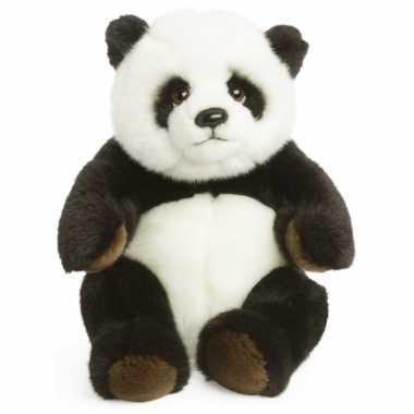 Wnf pluche pandabeer knuffel 22 cm