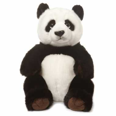 Wnf pluche pandabeer knuffel 30 cm