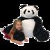 Pandabeer-knuffel.nl